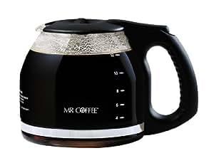Mr. Coffee 12-Cup Carafe - Black, Garden, Haus, Garten, Rasen, Wartung