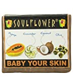 Soulflower Baby Your Skin (100 Percent V...