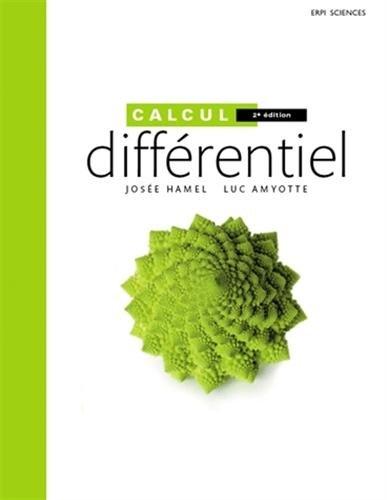 Calcul différentiel  + MonLab Mathématique