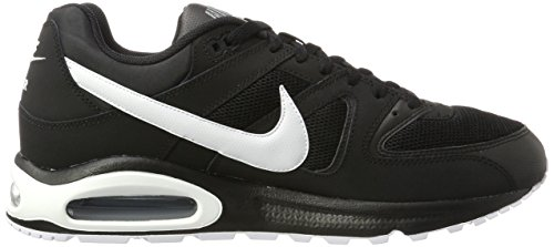 Nike Herren Air Max Command Sneaker Schwarz (Black/white/cool Grey)