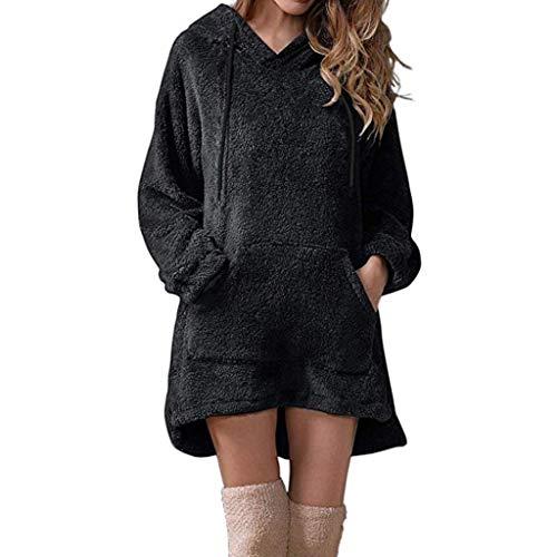 Luckycat Chaqueta Suéter Abrigo Jersey Mujer Otoño
