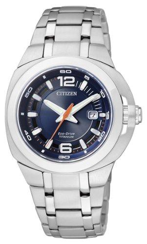 Citizen supertitanio eco drive ew0930-55l - orologio da polso donna