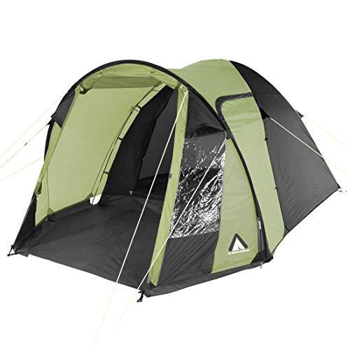 10T Zelt Corowa Beechnut 4 Mann Kuppelzelt wasserdichtes Familienzelt 5000mm Campingzelt + Stehhöhe