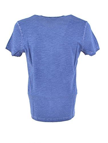 BLAUER U 17SBLUH02123A04548 T-shirt Harren Blau Indigo