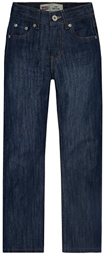Levi's Boys 2-7 514 Slim Straight, GLARE, 7R 514 Slim Straight Boys Jeans