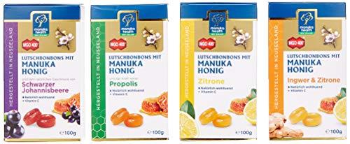 Manuka Health Honig Lutschbonbons, 1er Pack (1 x 480 g)