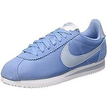Nike Herren Classic Cortez Suede Gymnastikschuhe Grau (Atmosphere Grey/Atmosphere Grey 001) 36.5 EU