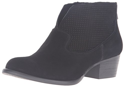 Jessica Simpson Women's Dacia Ankle Bootie, Black, 8.5 M US (Simpson Jessica Ankle Boots)