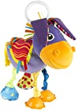 Lamaze Squeezy Donkey Clip On Pram and Pushchair Baby Toy