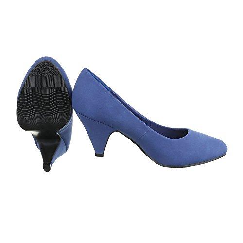 Ital-Design - alto Donna Blau PM-307
