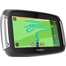 """TomTom Rider 400 Premium Pack - GPS para coches de 4.3"""", mapas de Europa"""