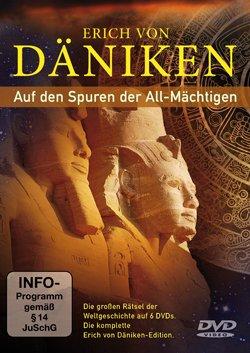 Erich von Däniken - Auf den Spuren der All-Mächtigen (6 DVDs)