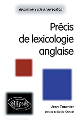 Précis de Lexicologie Anglaise
