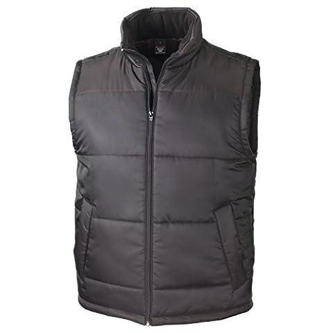 Result Core Bodywarmer Mens Lightweight Windproof Full Zip Outdoor Gilet Vest 2xl