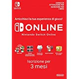 90 Giorni Switch Online Membri (Individual) | Nintendo Switch - Codice download