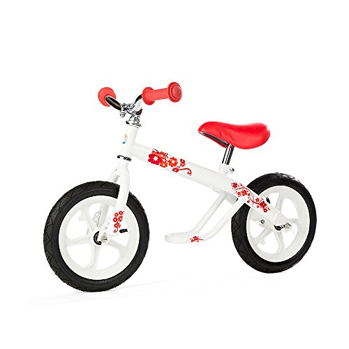 Chillafish Josie Enfant Vélo de marche pour enfants Vélo sans pédales Scooter Lightweight Bicycle de (Bunny Velo)
