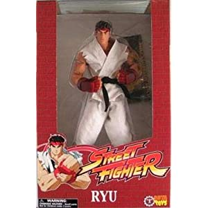 Street Fighter Rotocast Ryu 9-inch Action Figure by Capcom 2