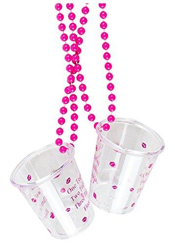 Top Qualität Hen Party Zubehör–Hen Party Dekoration Staubbeutel Spiele Kostüme, durch Lizzy Hen Party Shot Glass ()