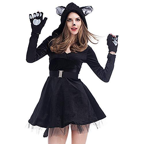 - Sexy Black Cat Kostüme