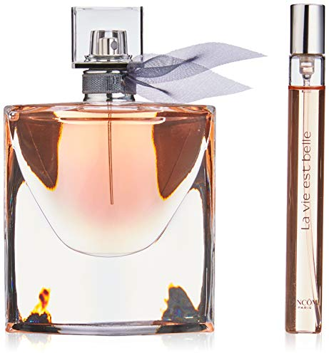 Lancôme La vie est belle Duftset (Eau de Parfum, Handtaschenzerstäuber) (Lancome Eau De Parfum)