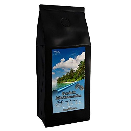 Kaffeespezialität Aus Mittelamerika Honduras Kaffee - Eine Spezialität der Karibik (1000 Gramm,...