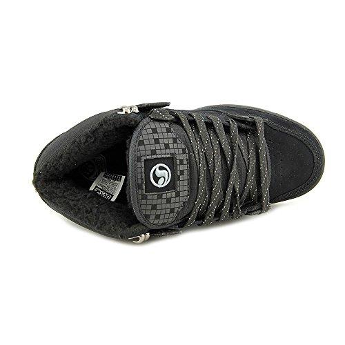DVS Militia Boot, Boots homme Schwarz (BLACK NUBUCK 001)