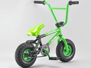 Rocker BMX Mini BMX Bike iROK+ MINI Monster GREEN Rocker from Rocker BMX