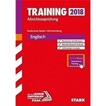 Training Abschlussprüfung Realschule Baden-Württemberg - Englisch, mit CD inkl. Online-Prüfungstraining