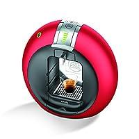 Krups KP 5105 Nescafé Dolce Gusto Circolo Kaffeekapselmaschine (automatisch) rot
