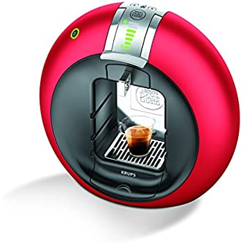 Krups Dolce Gusto Circolo Flow Stop - Cafetera, 15 bares ...