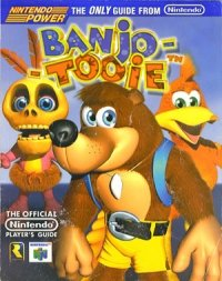 Official Nintendo Power Banjo-Tooie Player's Guide
