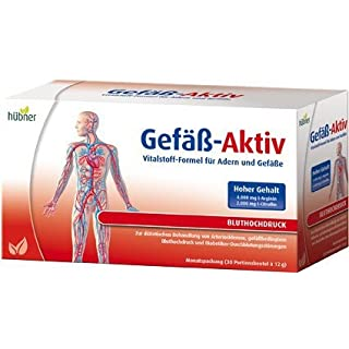 hübner Gefäß-Aktiv® Monatspackung Pulver 360 g