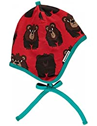 Maxomorra Baby Helmet Hat BEAR