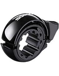 SGODDE Campanello per Bicicletta, Lega Alluminio Design Q Adatto per Manubri con Diametro 22-31mm