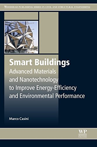 Smart Buildings: Advanced Materials and Nanotechnology to Improve Energy-Efficiency and Environmental Performance (