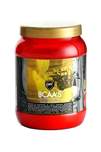 BCAA's 350 grs. Red Fruits -Aminoácidos de Cadena Ramificada en polvo 100% puros.