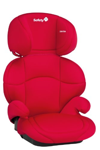 Safety 1st 77727650 - Travel Safe Kindersitz Gruppe 2/3 (15-36 kg), Full Red