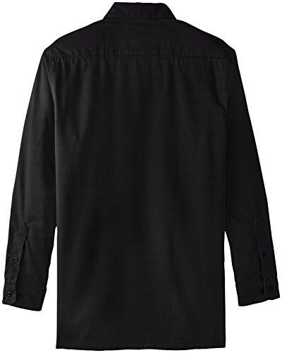 Carhartt T-Shirt Longsleeve Twill Work schwarz