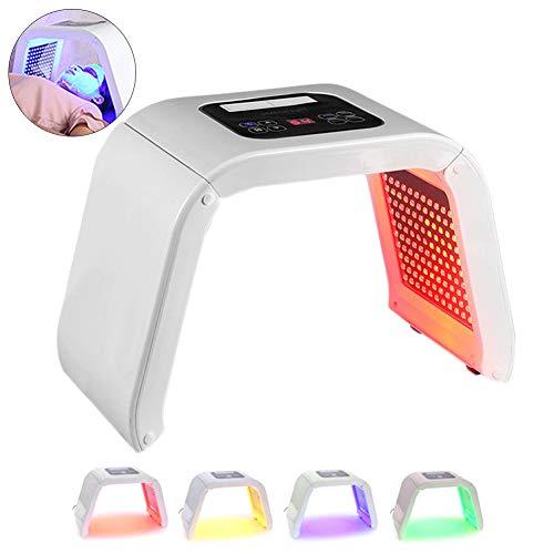 Bulary PDT 4Colors Lumière Photodynamique Faciale Soin de la peau Rajeunissement Thérapie Photonique Machine Défense dirigée contre les boutons