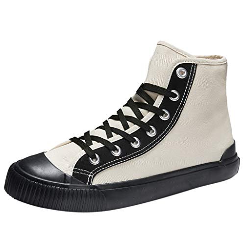 MISSQQUnisex Sneaker | Sport Scarpe per Uomo Donna | High Top Sneakers Tessile Scarpe
