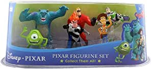 Blister de figurines Disney Pixar