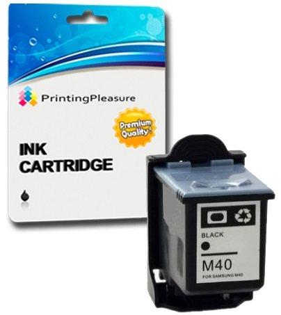 NERO Cartuccia d'inchiostro compatibile per Samsung SF-300 SF-300T SF-330 SF-331P SF-335 SF-335T SF-340 SF-340T SF-341P SF-345 SF-345T SF-345TP SF-355T SF-360 SF-361P SF-365 SF-365TP | M40