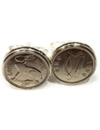 Premium 1966 American Dime for a 52nd Birthday or Anniversary Cufflinks