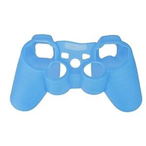 Leucht Haut Schutz Case Schutz Hülle Gehäuse Kasten Abdeckung Tasche für Playstation Ps3 Controller