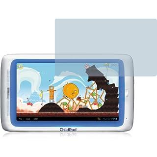 2x Archos Arnova ChildPad ENTSPIEGELNDE Displayschutzfolie Bildschirmschutzfolie Schutzhülle Displayschutz Displayfolie Folie