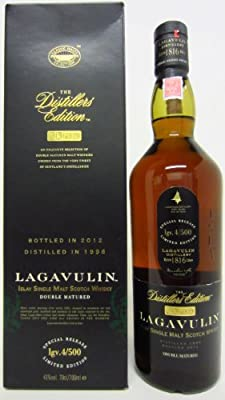 Lagavulin - The Distillers Edition - 1996 16 year old