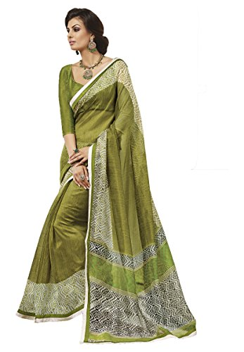 Bhavi Saree Net Saree (Bhs415_Multicolour)