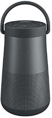 Bose Soundlink Revolve+ 739617-5130 Wireless Portable Bluetooth Speaker (Triple Black)