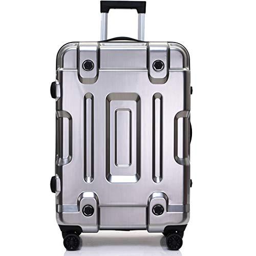 f42c7394c ZZYY Maleta maleta fémenina Universel rueda 20 maleta de viaje de la  contraseña