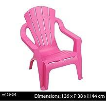 Sunny Days 224695 Chaise Enfant Fuchsia 37 X 395 44